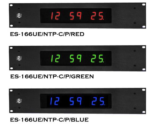 ES-166UE/NTP-C Color Options
