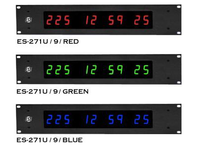 ES-271U Color options