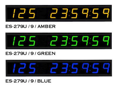 ES-279U Color ooptions