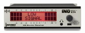 Model 674_Front-Low Signal