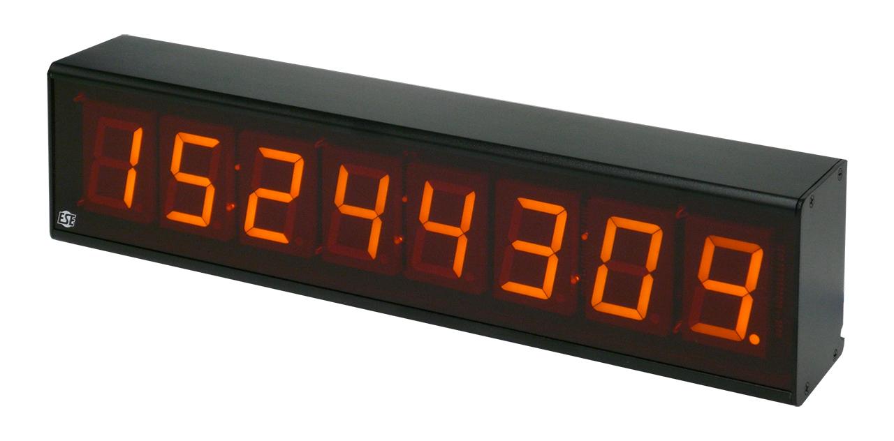 ES-956U SMPTE/EBU Timecode Display