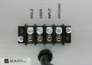 ES-956U SMPTE/EBU Timecode Display Terminal