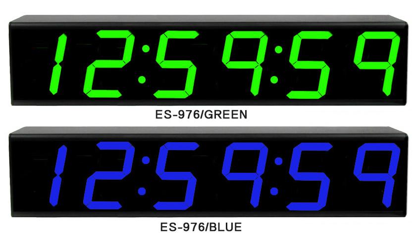 ES-976/GREEN, ES-976/BLUE