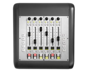 IQ_6-Fader with User Button Expansion