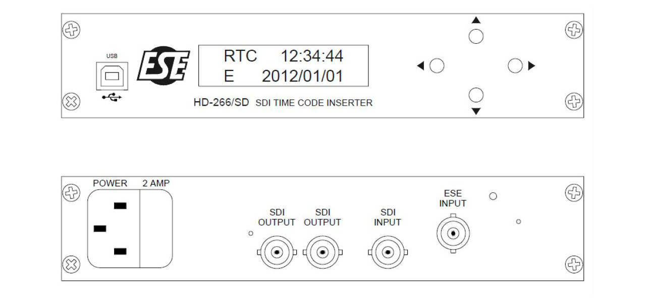 HD-266 panels