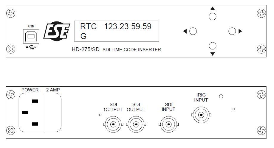 HD-275 panels