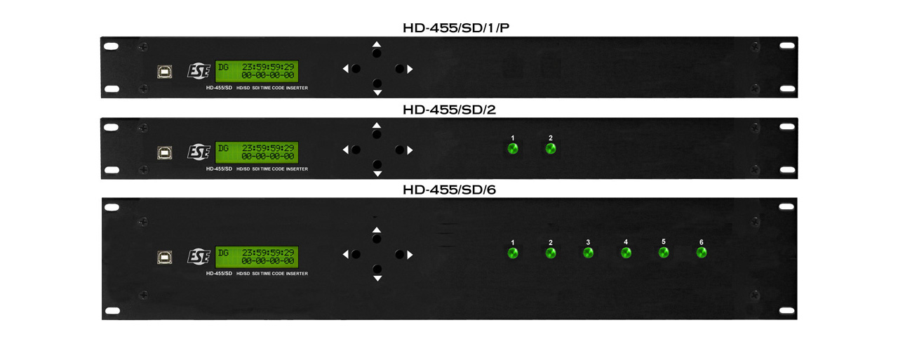 HD-455/SD/1/P