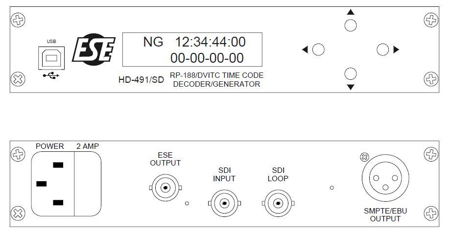 HD-491 panels