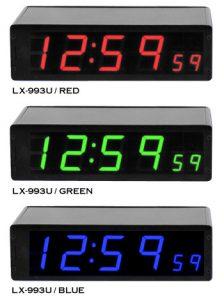 LX-993U Color options