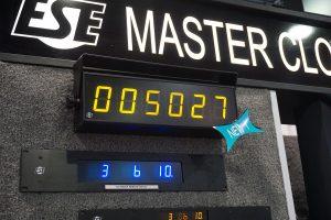 MASTER CLOCK
