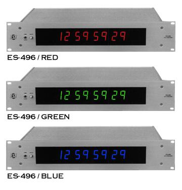 ES-496 VITC Timecode Reader