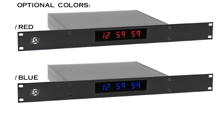 ES-161UE/NTP Color options