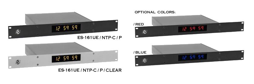 ES-161UE/NTP-C set