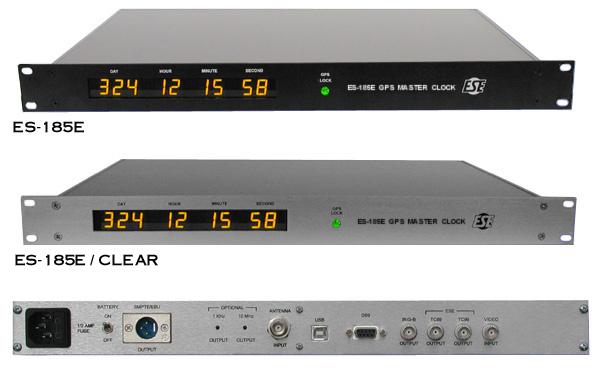 ES-185E, ES-185E/Clear