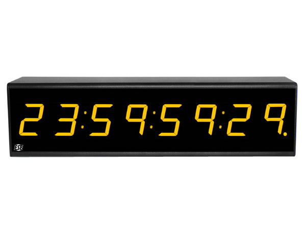 ES-956U SMPTE/EBU Timecode Display Terminal Color option