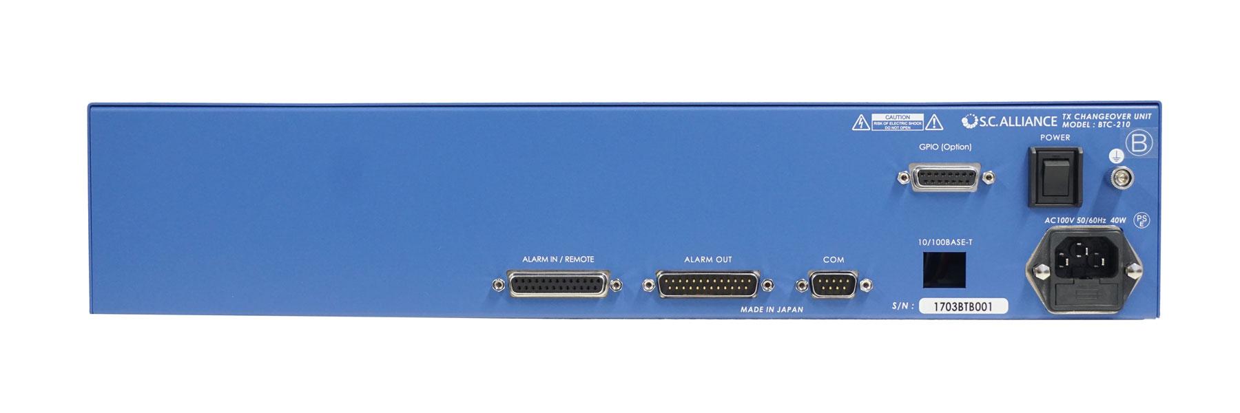 BTC-210B_rear