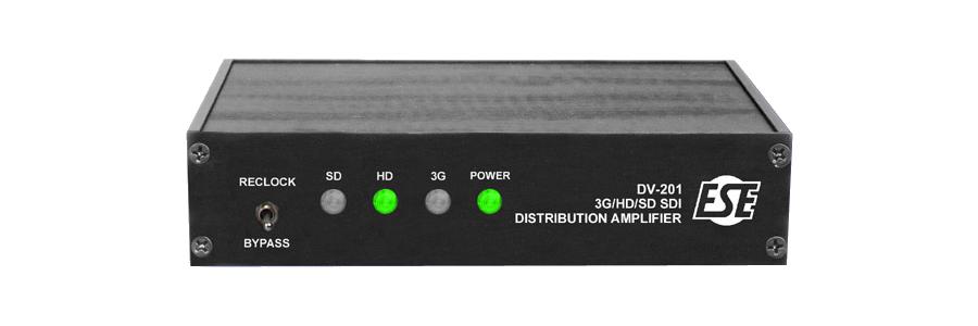 DV-201映像分配器