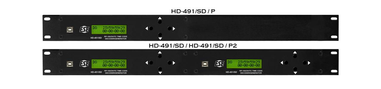 HD-491/SD/P